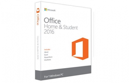 Microsoft Office Home and Student 2016 Box